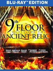 9th Floor: Quest for the Ancient Relic (Blu-ray)