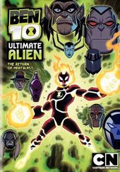Ben 10: Ultimate Alien - The Return of Heatblast