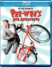Pee-Wee's Big Adventure (Blu-ray)