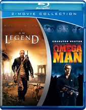 I Am Legend / Omega Man (Blu-ray)