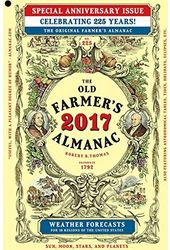 The Old Farmer's Almanac 2017