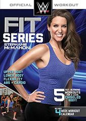 WWE Fit Series: Stephanie McMahon - Upper Body /