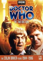 Doctor Who - #140: Two Doctors (2-DVD)