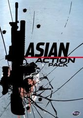 Asian Action Pack - Collection 1 (4-DVD)