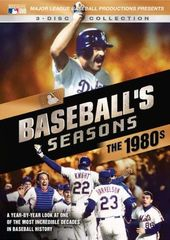 Baseball - Baseball's Seasons: The 1980s (3-DVD)