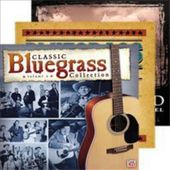 Classic Bluegrass Collection, Vols. 1-4 (10-CD)