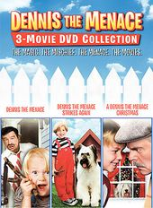 Dennis the Menace 3-Movie DVD Collection (Dennis