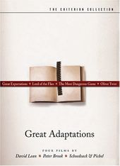 Great Adaptations (Great Expectations / Lord of
