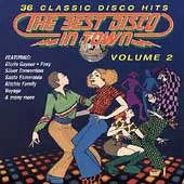 The Best Disco In Town, Volume 2 (2-CD)