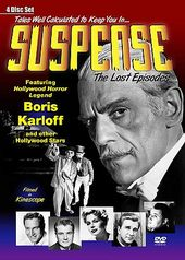 Suspense - Lost Episodes Collection 1 (4-DVD)