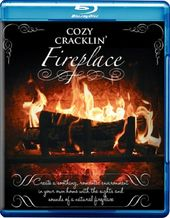 Cozy Cracklin' Fireplace (Blu-ray)