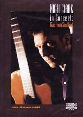 Nigel Clark - Live from Scotland (DVD+CD)