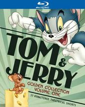 Tom & Jerry: Golden Collection, Volume 1 (Blu-ray)