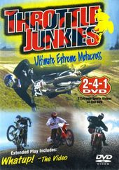 Throttle Junkies: Ultimate Extreme Motocross