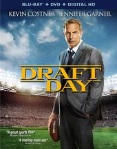 Draft Day (Blu-ray + DVD)