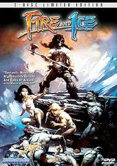 Fire and Ice / Frazetta: Painting with Fire