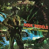 Soul Rebels (Limited Edition Yellow Vinyl)