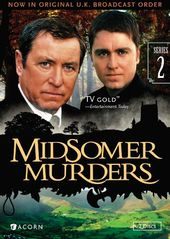 Midsomer Murders - Series 2 (2-DVD)