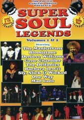 Super Soul Legends, Volumes 1 & 2 (2-DVD)
