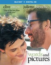 Words and Pictures (Blu-ray)