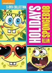 Holidays with Spongebob (3-DVD)
