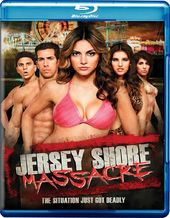 Jersey Shore Massacre (Blu-ray)