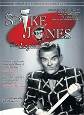 Spike Jones: The Legend (3-Disc + CD)