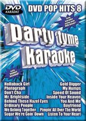Party Tyme Karaoke - Pop Hits 8