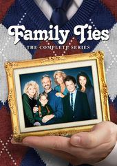 Family Ties - Complete Series (28-DVD)
