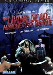 The Living Dead at Manchester Morgue (2-DVD)