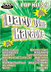 Sybersound - Party Tyme Karaoke - Pop Hits 9