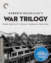 Roberto Rossellini's War Trilogy (Rome, Open City