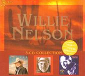Ultimate Legends: Willie Nelson (3-CD)