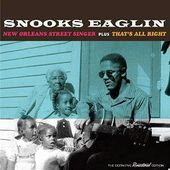 New Orleans Street Singer / That's All Right