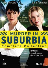 Murder in Suburbia - Complete Collection (4-DVD)
