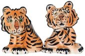 Safari Tigers - Salt & Pepper Shakers