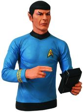 Star Trek - Spock Bust Bank