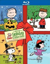 Peanuts - Deluxe Holiday Collection (Blu-ray)