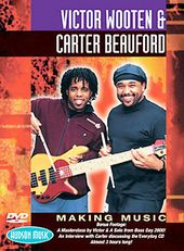 Making Music with Carter Beauford and Victor