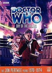 Doctor Who - #060: Day of the Daleks (2-DVD)
