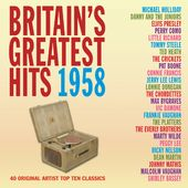 Britain's Greatest Hits 1958 (2-CD)