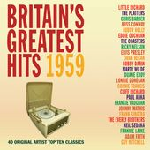 Britain's Greatest Hits 1959 (2-CD)