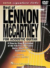 Best of Lennon and McCartney for Acoustic Guitar