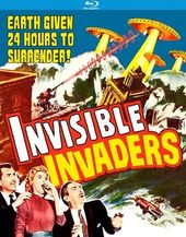 Invisible Invaders (Blu-ray)