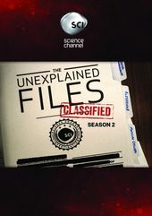 The Unexplained Files - Season 2 (3-Disc)