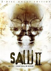 Saw II (2-DVD, Uncut Edition)