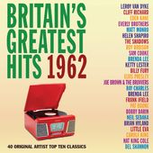 Britain's Greatest Hits 1962 (2-CD)