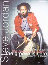 Steve Jordan - The Groove is Here