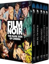 Film Noir: The Dark Side of Cinema [Box Set]