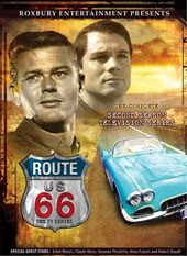Route 66 - Complete 2nd Season (8-DVD)